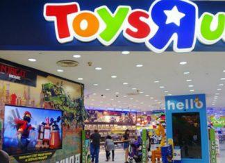 """Campanha de Natal da Toys""""R""""Us celebra a alegria e o tempo em família"""