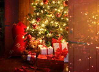RioSul Shopping invadido pelo espírito natalício