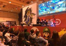 Nintendo promete surpreender no Lisboa Games Week 2018