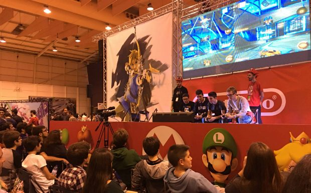 Nintendo promete surpreender no Lisboa Games Week 2018